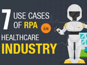 Use Cases of RPA in Healthcare Industry